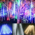 192/384/360/540 LED Meteor Shower Falling Rain Drop Icicle Snow Fairy Lights WQ