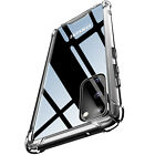 Protective Clear Phone Case for Samsung's Smartphone