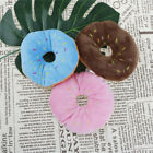 lovely pet dog puppy cat squeaker quack sound toy chew donut play toys L_ 9K