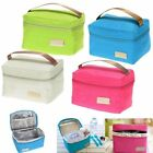 Nylon Tinfoil Insulated Thermal Picnic Waterproof Lunch Bag Case For Kids Adult