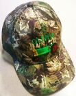 Oliver 77 Tractor Embroidered Camo Hat (4 types)