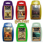 Top Trumps Harry Potter Movies Card Game Assorted Movies New