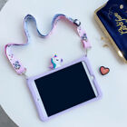 Cute 3D Unicorn Soft Silicone Stand Case Cover For Huawei MatePad 10.4""