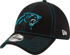 Carolina Panthers Hat 2019 Official Sideline Road 39THIRTY Stretch Fit Cap $33.99 USD on eBay