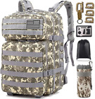 Tactical Backpack, Army 3 Day Assault Pack,42L Molle Bag Rucksac Militry