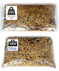 Bird Seed Feed Mix Refill all bird feeders Sunflower Hearts Wheat Maize Peanut