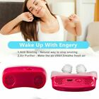 1/2pack Cpap Micro Anti Snoring Electronic Device Sleep Apnea Snore Aid Stopper