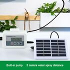 Automatic Water Pump Solar Energy Watering Device Timer Irrigation System Tool