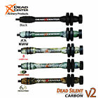 Dead Center Archery Products Dead Silent Hunting Series V2 Carbon Stabilizer