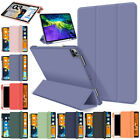 Smart Leather Stand Soft Case Cover Pencil Slot For IPAD PRO 11 In 2018/2020 NEW