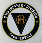 US Army 83rd Infantry Division