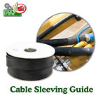 Wire Wrap Cord Protector Braided Nylon Sleeve Storage Pipe Cable Organizer Lot