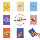 BT21 Character Sweet Mini Notebook Notepad 7types Official K-POP Authentic Goods