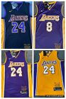 NWT Men's Kobe Bryant Jersey Los Angeles Lakers # 8 PURPLE  YELLOW # 24 BLACK on eBay