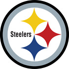 PITTSBURGH STEELERS Vinyl Decal / Sticker Laminated NFL Football Team Decal $4.95 USD on eBay