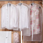 Clear Dust-proof Dress Clothes Suit Dress Garment Bag Storage Protector Cover#