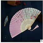 Women's Chinese Style Summer Carry Portable Folding Children Classical Small fan