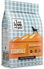 """""""I and love and you"""" Naked Essentials Dry Dog Food - Natural Grain Free Kibble"""