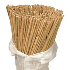2FT3FT/4FT/5FT/6FT/7FT BAMBOOCANES STRONG THICK POLE GARDEN STAKES PLANT SUPPORT