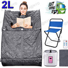 Portable Steam Sauna 2L Personal Home Sauna Spa Weight Loss&Detox Relaxation USA