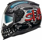 NEXX SX.100 SX100 Big Shot Dark Grey Motorcycle Helmet XS-2XL