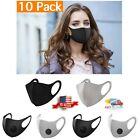 10PCS - Reusable Mask Cloth Washable Breathable Face Cover [SHIP NOW]