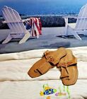 BRAND NEW WATER BUFFALO LEATHER RETRO 1960'S - 1970'S STYLE SANDALS HAND MADE