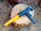 Snake Silenced MAC-10 Airsoft Replica - Inspired by Escape From New York Movie