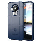 For Nokia 5.3 Shockproof Rugged Shield Armor Soft TPU Rubber Matte Case Cover