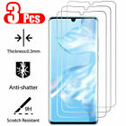 3Pcs Tempered Glass Screen Protector For Huawei P40 Lite P30 Pro P20 Mate 30 20