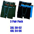 Reebok Performance Training Boxer Briefs 3 Pack Big & Tall Mens Size 4XL 54-56