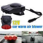 12v Car Heaters Three Holes Defrosting Snow Demister Car Heating Machine 15 #ly