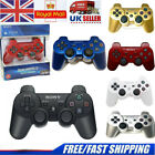 PS3 SONY Controller GamePad PlayStation 3 DualShock Wireless Bluthtooth SixAxis