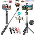 'Extendable Bluetooth Remote Selfie Stick Monopod Tripod Stand For Ios Android
