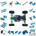 For Wltoys /feiyue 12428/ 12423 Rc Car Upgrade Metal Parts Universal Accessories