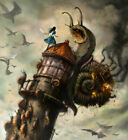 190904 Alice Madness Returns In Wonderland Game Decor Wall POSTER Print Affiche