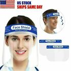 Safety Face Shield Full Face Clear Anti Fog Transparent Work Industry E b h 114