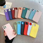 For iPhone XR 7/8 XS Max 11/12 Pro mini Square Soft Phone Case Cover