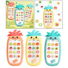 Kids Baby Toys Mobile Phone Musical  Sound Learning Educational Children Toy