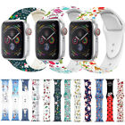 Xmas Silicone iWatch band Christmas Straps Gift For Apple Watch Series 6 5 4 3 2