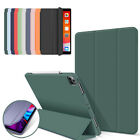 "TPU Protect Case Soft For iPad Pro12.9""2020 Tablet Fitted shell Auto Wake Sleep"