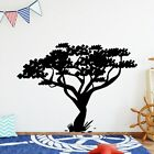 Cartoon Style Tree Wall Sticker Home Decoration Accessories For Kids Decoration