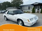1984 Ford Mustang GT 1984 Ford Mustang GT 20th Anniversary GT350 Convertible