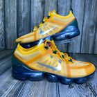 """Nike Air Vapormax 2019 """"Canyon Gold"""" Men's Running Shoes AR6631-700 All Size NEW"""