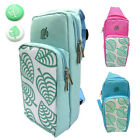 For Nintendo Switch/ Lite Shoulder Bag Pouch Crossing Carrying Blue Animal