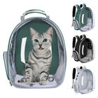 Cat Carrier Backpack Breathable Pet Small Dog Cat Travel Space Capsule Cage Bag