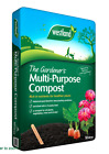Westland The Gardener's Multi Purpose Compost Enriched 4-5 week feed 50L 100L
