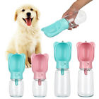 Supply Portable Dog Travel Cup Water Dispenser Pet Water Bottle Drinking Bowl