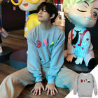 V DNA Applique Sweatshirt