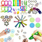Autism ADHD Stress FIDGET Relief Hand Stress Spinners Sensory Hand Toys Chew Kid